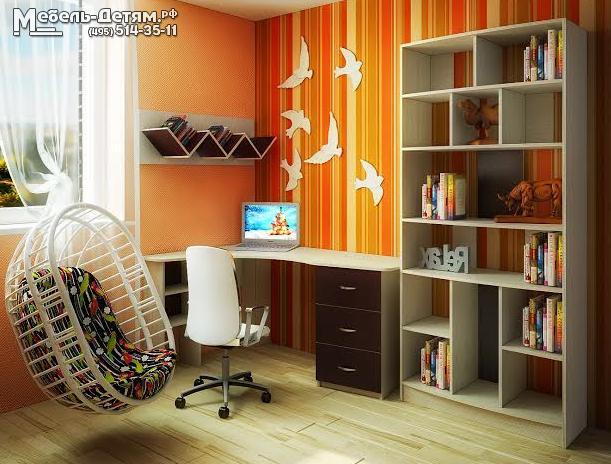 Детская модульная мебель / модульная детская мебель фанки ки.