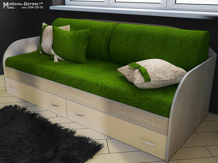 Чехол на диван в детскую