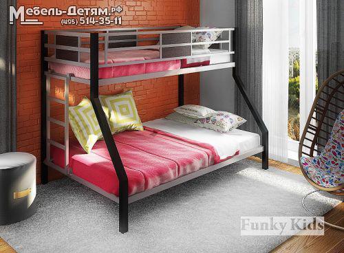 Детская мебель - Двухъярусная кровать Гранада.