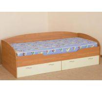 Детская кровать Соня-2, спальное место 80*190