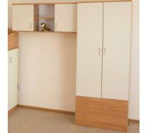 Детская мебель Соня-3 (шкаф+полка)