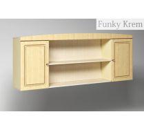 Детская мебель Фанки Крем - надкроватный мост ФКР-07