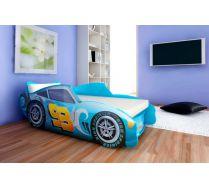 Кровать машина Топ-Спид (TOP SPEED) -Престиж. 3 ЦВЕТА! В стоимость включена орт.решетка 170х70см!