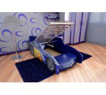 Кровать-машина (TOP SPEED) ТопСпид -Престиж. 3 ЦВЕТА! В стоимость включена решетка 160х70 см