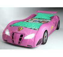Детская кровать машинка Фанки Enzo, матрац 190х90см, покупается отдельно! ВНИМАНИЕ! СКИДКА 35%
