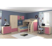 Детская мебель Соня-1 + Соня-2 + Соня-3 (полный комплект)