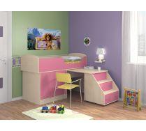 Кровать детская Дюймовочка-2 Микро, спальное место 160х70 см.