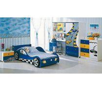 Детская комната Milli Willi F1 blue