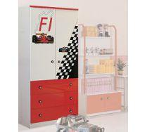 Шкаф для одежды Milli Willi Формула