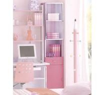 Книжный шкаф Milli Willi TEEN rose