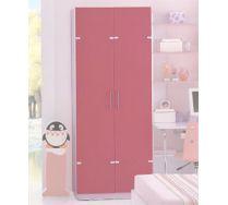 Шкаф для одежды Milli Willi TEEN rose