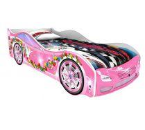 Кровать Машина Розалия Домико 160х75 см