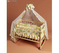 Колыбель + спальный набор Фанки Литл для новорожденных