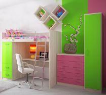 Комната Фанки Сити для девочки и подростка