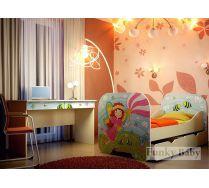 Комната Фанки Фея кровать КР-6 + стол СТ-4 + ЯЩ-7 (х2)