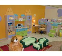 Детская комната Городок