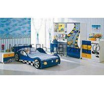 Детская комната Milli Willi Формула blue