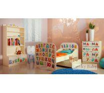 Детская комната Фанки Беби Алфавит для девочек