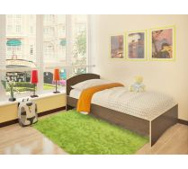 Детская кровать Орбита 3/3 (нижняя).- Спальное место 200х80. НОВИНКА!