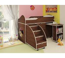 Кровать детская орбита-14 сп.места 160х70