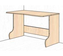 Стол компьютерный №15 детская мебель Дельта