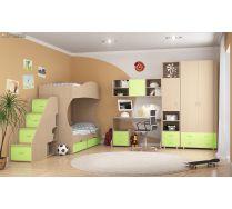 Детская мебель Дельта №2