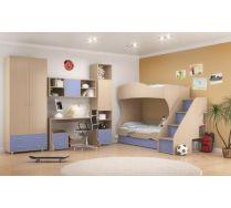 Детская мебель Дельта №3