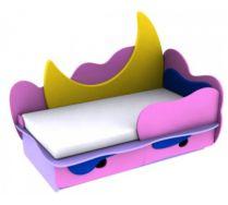 Детская игровая кровать Месяц 5 (160х80) бортик не входит в стоимость