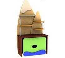 Игровой детский остров Малые Горы 2