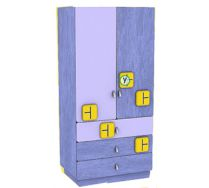 Игровой детский шкаф ТеремоК Б-860 1