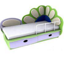 Игровая детская кровать Ромашка 1 (140х70) бортик не входит в стоимость