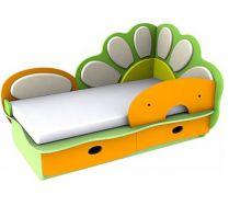 Игровая детская кровать Ромашка 2 (140х70) бортик не входит в стоимость