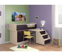 Детская мебель Дюймовочка-2 Микро. Спальное место 160*70