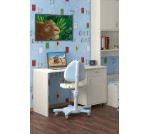 Стол СТ-01 детская мебель Портофино дуб кремона/дуб кремона