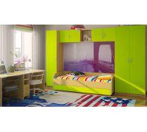 Композиция 3 - детская мебель Орбита 17