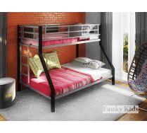 Мебель детям - Двухъярусная кровать Фанки ЛОФТ - 2