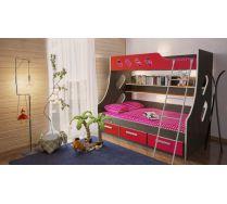 Двухъярусная кровать Орбита 16 - детская мебель