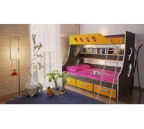 Кровать детская двухъярусная Орбита 16