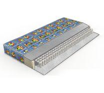 Матрац с независимым пружинным блоком КОМФОРТ H-15 (190х130)