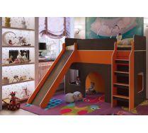 Детская кровать чердак Орбита 20 со сп.местом 190х80см