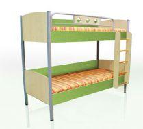 Кровать двухъярусная - серия Полосатый рейс