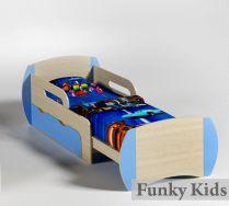 Растущая мебель - кровать Вырастайка ширина 80см Модель № 3