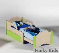 Растущая мебель - кровать Вырастайка ширина 80см Модель №2