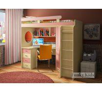 Детская кровать чердак Фанки Кидз -3