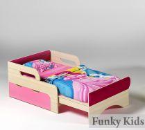 Растущая кровать Вырастайка №1 шириной 80 см.