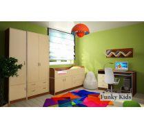 Готовая композиция - мебель Фанки Кидз 9