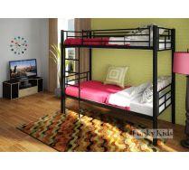 Детская двухэтажная кровать Фанки Лофт-1 + тумба под ТВ 13/22 СВ