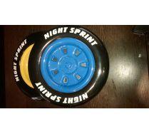 Комплект объемных пластиковых колес для машин Ред Ривер