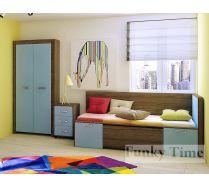 Детская комната Фанки Тайм - готовая композиция 9