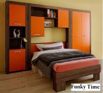 Подростковая мебель  Фанки Тайм - композиция 13